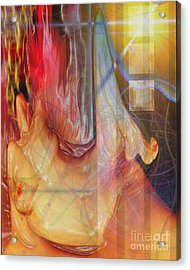 Passion Play Acrylic Print by John Beck