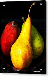 Passions 1 Signed Acrylic Print