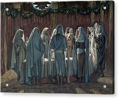 Passover Acrylic Print by Tissot