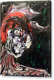 Past Demons Acrylic Print
