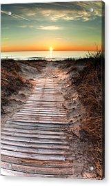 Pastel Morning Acrylic Print