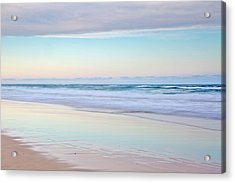 Pastel Reflections Acrylic Print