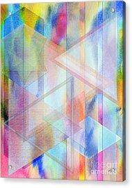 Pastoral Moment Acrylic Print by John Beck