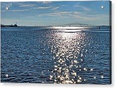 Patapsco River  Acrylic Print