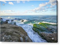 Patch Of Green Acrylic Print