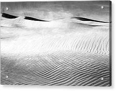 Path To No Where II Acrylic Print by Jon Glaser
