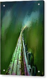 Path To The Unknown #h5 Acrylic Print