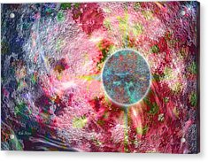 Pathogen Acrylic Print