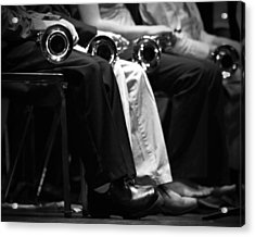 Acrylic Print featuring the photograph Patiently Waiting... by Trish Mistric