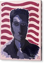 Patriotic 2002 Acrylic Print