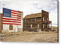 Patriotic Bordello Acrylic Print