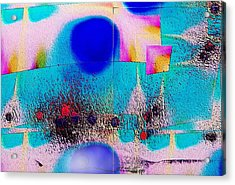 Pattern 283 _ Rise Acrylic Print