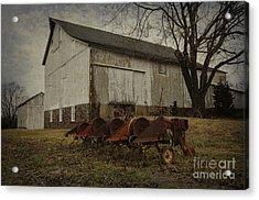 Patterson Farm  Acrylic Print