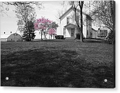 Patton Place Acrylic Print