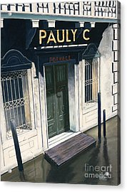 Pauly C. Fornache Acrylic Print by Jiji Lee