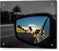 Pb Drive Acrylic Print