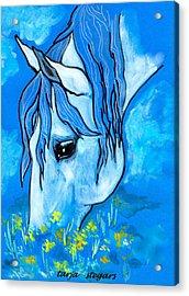 Peace 1 Acrylic Print