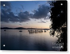 Peace Before Sunrise Acrylic Print