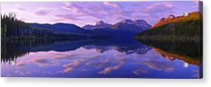 Peace Acrylic Print by Chad Dutson