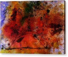 Peace Acrylic Print by Neva Spell