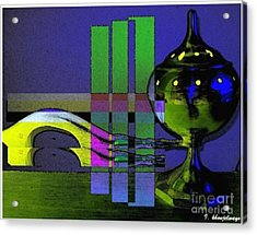 Peace Offering Acrylic Print