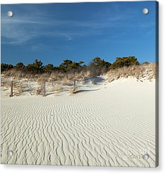 Acrylic Print featuring the photograph Peaceful Cape Cod by Michelle Wiarda