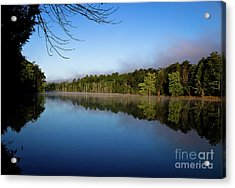 Peaceful Dream Acrylic Print by Douglas Stucky
