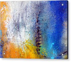 Peaceful Easy Feeling Acrylic Print