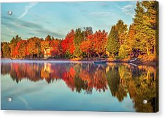 Peaceful Morning Acrylic Print