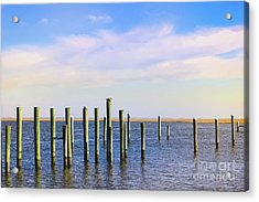 Acrylic Print featuring the photograph Peaceful Tranquility by Colleen Kammerer