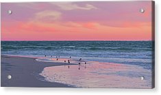 Peaceful Witnesses  Acrylic Print