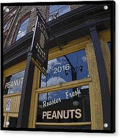 Peanut Depot Poster Acrylic Print