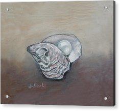 Pearl  Acrylic Print