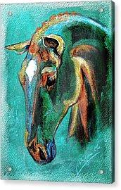 Pearl II Acrylic Print