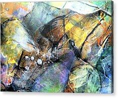 Pearls Of Wisdom Acrylic Print