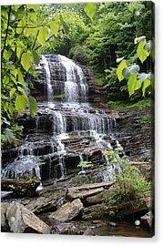 Pearson Falls Acrylic Print