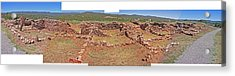 Pecos National Monument - 4 Acrylic Print by Randy Muir