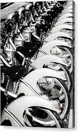 Pedal Power Acrylic Print