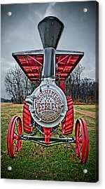 Acrylic Print featuring the photograph Peerless by Williams-Cairns Photography LLC