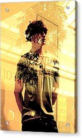 Pelha Acrylic Print by Jez C Self