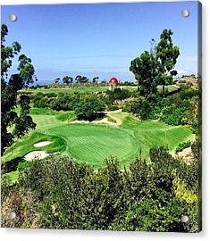 Pelican Hill #california #instaprints Acrylic Print