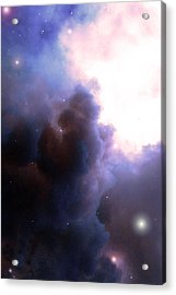 Pelion Nebula Acrylic Print