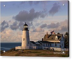 Pemaquid Morning Acrylic Print