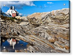 Pemaquid Point  Acrylic Print