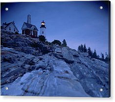 Pemaquid Pt. Light Acrylic Print