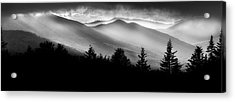 Acrylic Print featuring the photograph Pemigewasset Wilderness by Bill Wakeley