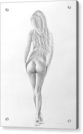 Pencil 15 Acrylic Print