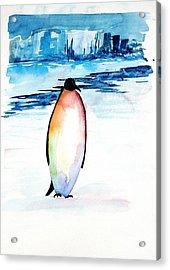 Penguin 2 Acrylic Print