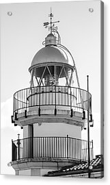 Peniscola Lighthouse Of Spain Acrylic Print