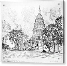 Pennell Capitol, 1912 Acrylic Print by Granger